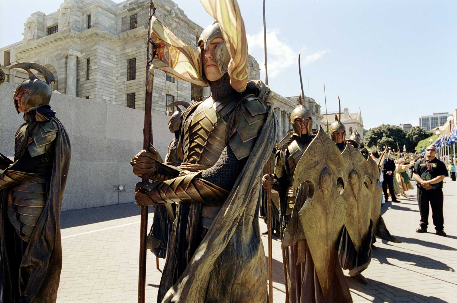 Weta Workshop The Lord Of The Rings Film Trilogy