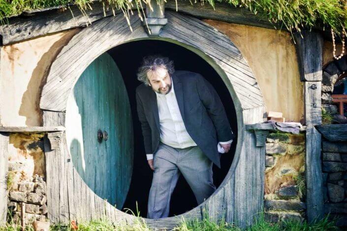 Si Peter Jackson Hobbit hole