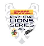 Lions series logo