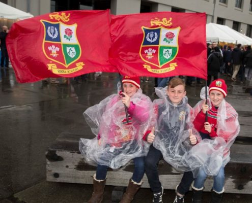 Lions Rugby Tour Fan Zone